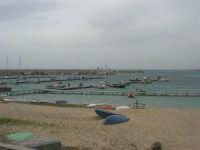 il porto - 29 marzo 2009  - San vito lo capo (1206 clic)