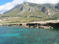 Golfo del Cofano: mare stupendo - 24 febbraio 2008  - San vito lo capo (534 clic)