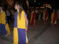 Festeggiamenti Maria SS. dei Miracoli - Il Corteo dei Conti di Modica in Piazza Ciullo - 20 giugno 2008   - Alcamo (545 clic)