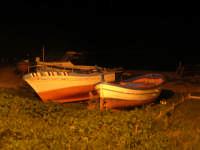 di sera al porto - barche - 5 gennaio 2009   - Castellammare del golfo (1748 clic)
