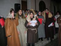 Presepe Vivente animato da alunni dell'Istituto Comprensivo G. Pascoli (78) - 22 dicembre 2007   - Castellammare del golfo (559 clic)
