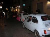 Notte Bianca - Si festeggiano i 50 anni della mitica  500: sfilata nel corso IV Aprile (cassaru strittu)- (22)- 10 agosto 2007  - Alcamo (1066 clic)