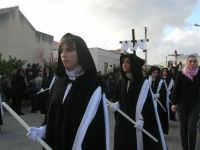 Processione della Via Crucis con gruppi statuari viventi - 5 aprile 2009   - Buseto palizzolo (1684 clic)