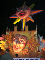 Carnevale 2008 - XVII Edizione Sfilata di Carri Allegorici - Le quattro stagioni - Associazione Ragosia - 3 febbraio 2008   - Valderice (651 clic)