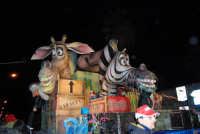 Carnevale 2008 - XVII Edizione Sfilata di Carri Allegorici - Madagascar fuga da ... - Comitato Carnevale Valderice (Scuola Sec. di 1° grado G. Mazzini Valderice) - 3 febbraio 2008  - Valderice (1898 clic)