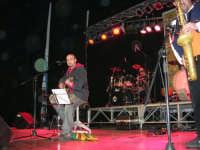 Rassegna musicale giovani autori Omaggio a De André: MARCOSBANDA di Roma (al sassofono Mariano Lucchese, alcamese) - Teatro Cielo d'Alcamo - 11 febbraio 2006       - Alcamo (1265 clic)