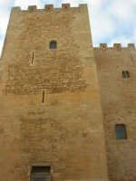 Castello arabo normanno - 11 ottobre 2007  - Salemi (2729 clic)