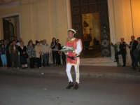 2° Corteo Storico di Santa Rita - Dinanzi la Chiesa S. Antonio - seconda uscita - Cavaliere con i segni della Santa - 17 maggio 2008  - Castellammare del golfo (734 clic)