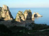 torri di avvistamento, faraglioni e tonnara - 3 marzo 2008   - Scopello (711 clic)