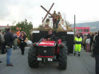 Processione della Via Crucis con gruppi statuari viventi - 5 aprile 2009   - Buseto palizzolo (1671 clic)