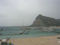 il porto e monte Monaco - 29 marzo 2009  - San vito lo capo (1643 clic)