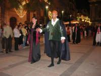 Festeggiamenti Maria SS. dei Miracoli - Il Corteo dei Conti di Modica in Piazza Ciullo - 20 giugno 2008   - Alcamo (573 clic)