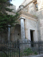Chiesa di San Francesco - sec. XIV - XVIII - 6 luglio 2007  - Erice (1315 clic)