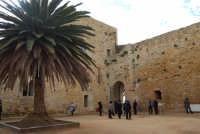 Castello arabo normanno - atrio interno - 6 gennaio 2009   - Salemi (2668 clic)