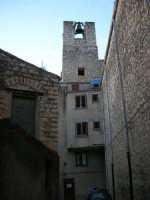 il campanile della Chiesa Madre - 14 maggio 2006  - Chiusa sclafani (1394 clic)
