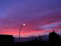Lo spettacolo della natura all'alba (4) - 18 febbraio 2006  - Alcamo (1187 clic)