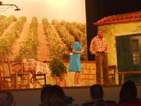 Teatro Cielo D'Alcamo - Piccolo Teatro Alcamo presenta MPRESTAMI A TO MUGGHIERI, commedia brillante in due atti di Nino Mignemi - 12 dicembre 2009   - Alcamo (2013 clic)