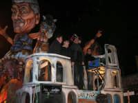 Carnevale 2008 - XVII Edizione Sfilata di Carri Allegorici - Cavalcano gli ... Eroi a Roma - Comitato San Marco - 3 febbraio 2008   - Valderice (722 clic)