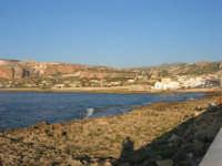 Golfo di Bonagia: cave di marmo di Custonaci, sopra Cornino - 27 aprile 2008  - Cornino (1942 clic)