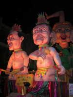 Carnevale 2008 - XVII Edizione Sfilata di Carri Allegorici - Ma cu l'avi a tirari stu carrettu - Associazione Ragosia 2000 - 3 febbraio 2008  - Valderice (1054 clic)