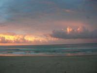 spiaggia Plaja - la natura offre il suo spettacolo - 2 giugno 2007  - Castellammare del golfo (665 clic)