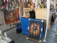 Festeggiamenti Maria SS. dei Miracoli - Viale dei Mercanti Corso VI Aprile - 20 giugno 2008  - Alcamo (697 clic)