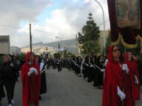 Processione della Via Crucis con gruppi statuari viventi - 5 aprile 2009   - Buseto palizzolo (2030 clic)