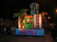 Carnevale 2008 - XVII Edizione Sfilata di Carri Allegorici - Madagascar fuga da ... - Comitato Carnevale Valderice (Scuola Sec. di 1° grado G. Mazzini Valderice) - 3 febbraio 2008   - Valderice (1041 clic)