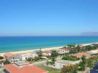 panorama del golfo di Castellammare, lato est - 5 agosto 2008   - Alcamo marina (765 clic)