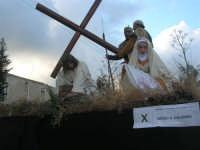 Processione della Via Crucis con gruppi statuari viventi - 5 aprile 2009   - Buseto palizzolo (1712 clic)