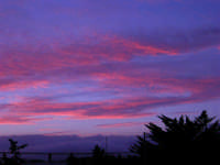 Lo spettacolo della natura all'alba (6) - 18 febbraio 2006  - Alcamo (1573 clic)