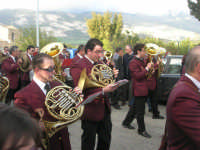 Processione della Via Crucis con gruppi statuari viventi - 5 aprile 2009   - Buseto palizzolo (1735 clic)