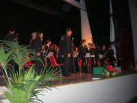 Il Concerto di Capodanno - Complesso Bandistico Città di Alcamo - Direttore: Giuseppe Testa - Teatro Cielo d'Alcamo - 1 gennaio 2009    - Alcamo (2699 clic)