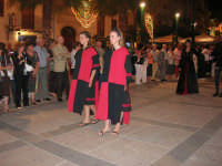 Festeggiamenti Maria SS. dei Miracoli - Il Corteo dei Conti di Modica in Piazza Ciullo - 20 giugno 2008   - Alcamo (721 clic)