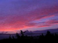 Lo spettacolo della natura all'alba (7) - 18 febbraio 2006  - Alcamo (1236 clic)