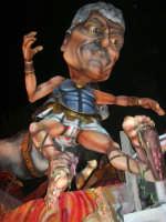 Carnevale 2008 - XVII Edizione Sfilata di Carri Allegorici - Cavalcano gli ... Eroi a Roma - Comitato San Marco - 3 febbraio 2008   - Valderice (801 clic)