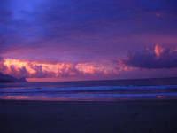 spiaggia Plaja - la natura offre il suo spettacolo - 2 giugno 2007  - Castellammare del golfo (666 clic)