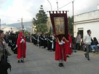 Processione della Via Crucis con gruppi statuari viventi - 5 aprile 2009   - Buseto palizzolo (1682 clic)