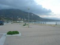 Spiaggia Plaja - il lungomare - 11 gennaio 2009   - Castellammare del golfo (2360 clic)
