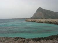 il mare e monte Monaco - 29 marzo 2009  - San vito lo capo (1819 clic)