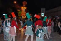 Carnevale 2008 - XVII Edizione Sfilata di Carri Allegorici - La prova del cuoco - Ass.ne A.C.R.A.S.S. Casalbianco - 3 febbraio 2008  - Valderice (1547 clic)