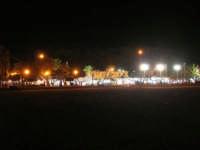 Cous Cous Fest 2007 - dalla spiaggia, le luci - 28 settembre 2007   - San vito lo capo (908 clic)