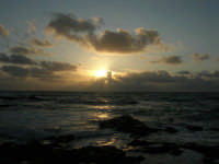 tramonto a Capo Lilybeo - 1 febbraio 2009   - Marsala (3072 clic)