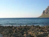 Golfo di Bonagia e monte Cofano - 27 aprile 2008  - Cornino (1338 clic)