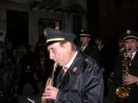 La banda musicale al seguito della Processione dell'Immacolata - 8 dicembre 2005  - Alcamo (1782 clic)