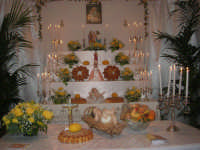 Gli altari di San Giuseppe - 18 marzo 2009  - Balestrate (6137 clic)