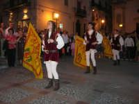 2° Corteo Storico di Santa Rita - Associazione Sbandieratori Città di Caccamo - 17 maggio 2008   - Castellammare del golfo (542 clic)