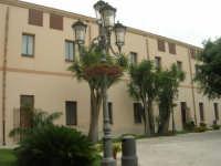 ex Quartiere Spagnolo, attuale sede del Palazzo del Comune: l'atrio - 24 settembre 2007  - Marsala (877 clic)