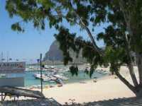 vista sul porto - 4 luglio 2009   - San vito lo capo (1166 clic)