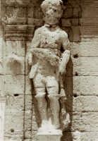 Arco Palagonia (Padreterno): statua  - Bagheria (3472 clic)